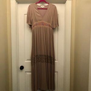Umgee Maxi Dress